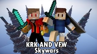 getlinkyoutube.com-VFW - Minecraft ตะลุยมินิเกม KRK VS VFW Skywars 1.9.4