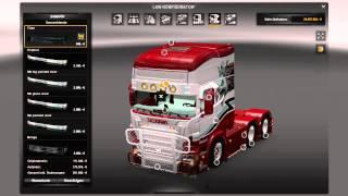 getlinkyoutube.com-[ETS2 v1.16.] Sarantos Scania R999