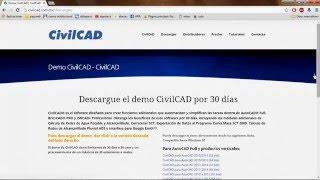 getlinkyoutube.com-Instalar CivilCad 2016 full