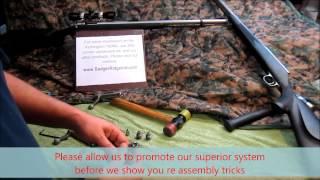 getlinkyoutube.com-Remington 700 ML OEM Bolt disassembly