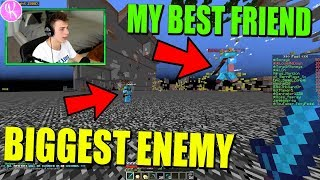 i saved my BEST FRiEND from our BiGGEST ENEMY!! | Minecraft FACTiONS #4