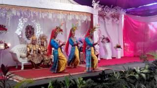 "getlinkyoutube.com-Tari Zapin Melayu-Lesti, Sanggar Seni ""BENING"" Kota Lubuklinggau Sumatera Selatan"