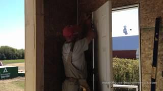getlinkyoutube.com-How To Install An Exterior Door