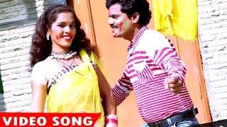 getlinkyoutube.com-भौजी जल्दी पहीरs चोली - Jugad Rangawala Sali Holi Me - Guddu Gawar - Bhojpuri Holi Songs 2017 new