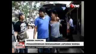 getlinkyoutube.com-Polisi Gerebek Pesta Narkoba di Lampung Tengah