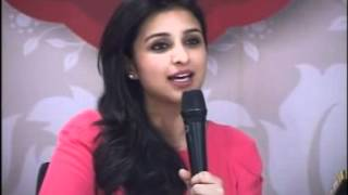 Parineeti Chopra.visit in rajasthan patrika