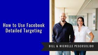getlinkyoutube.com-How to Use Facebook Detailed Targeting