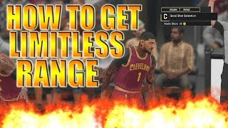 getlinkyoutube.com-NBA 2K16 Tips/Tricks - HOW TO GET LIMITLESS RANGE BADGE