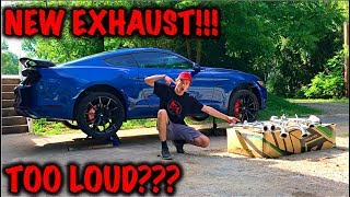 Rebuilding A Wrecked 2017 Mustang GT part 17