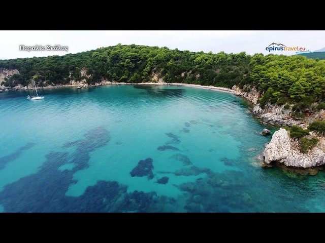 A journey to Parga municipality by one flight