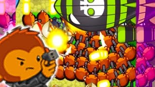 COBRA GOES LATE GAME! THIS IS INSANE! - Bloons TD Battles Strategy *MUST WATCH!*