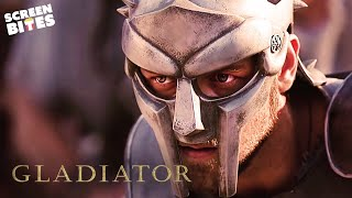 getlinkyoutube.com-Gladiator | His Name Is Maximus! | Russell Crowe and Joaquin Phoenix