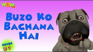 getlinkyoutube.com-Buzo Ko Bachana Hai - Motu Patlu in Hindi
