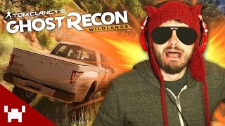 THE ULTIMATE ROAD TRIP! (Ghost Recon: Wildlands Beta w/ Ze, Chilled, & GaLm)