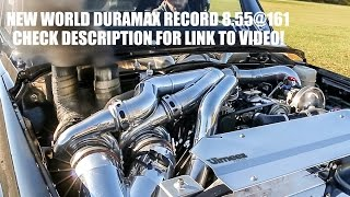 getlinkyoutube.com-TRIPLE TURBO DIESEL C10! BYRON DRAGWAY DIESEL DRAGS 10-25-14