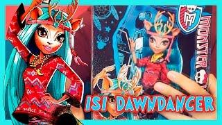 getlinkyoutube.com-Isi Dawndancer - Monster High Brand Boo Students Review Revision en Español -