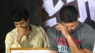 getlinkyoutube.com-Jayam Ravi and Mohan Raja emotional tears for Thani Oruvan |  Success Meet