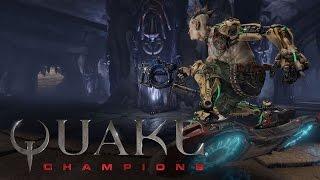 Quake Champions - Nyers Játékmenet Trailer