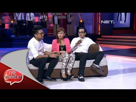 The Comment - Danang Darto nonton bareng The Sexiest Sportcaster Auxilia Paramitha