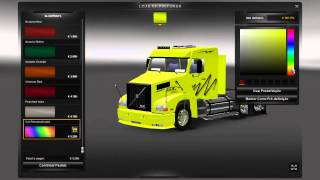 getlinkyoutube.com-ETS2 Volvos N10 NL10 NL12 NH12 by TONHO