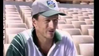 getlinkyoutube.com-WAUGH TWINS interview 1995/96 Steve Waugh Mark Waugh- AWESOME!