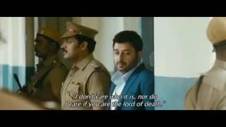 getlinkyoutube.com-Thani Oruvan Climax, Siddharth Abhimanyu epic scene, Aravind swamy