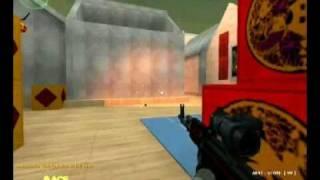 getlinkyoutube.com-Counter Strike RED GamePlay (The best CS Mod)