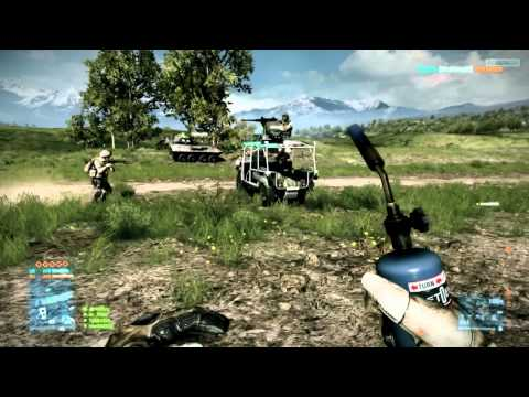 How to take care of jet campers BF3
