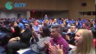 和平之声青少年活动在联合国总部隆重举行