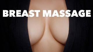 Breast Massage to Enlarge + Lift Breasts width=