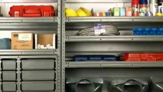 getlinkyoutube.com-Adrian Steel AD Series Shelving