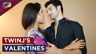 getlinkyoutube.com-Kunj and Twinkle celebrate Valentine's Day with IndiaForums