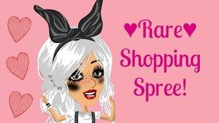 getlinkyoutube.com-Rare Shopping Spree! ♥