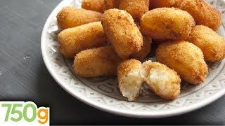 getlinkyoutube.com-Recette de Croquettes de pommes de terre - 750 Grammes
