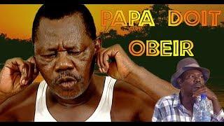 getlinkyoutube.com-PAPA DOIT OBEIR 1 Film nigérian traduit en français