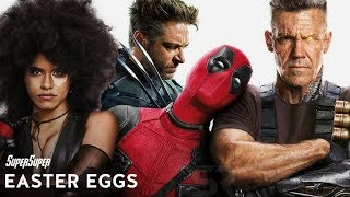 Deadpool 2: Every Hidden Detail & Secret You Missed | Explained in Hindi