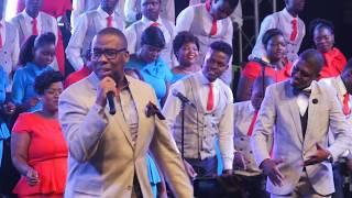 There is a race - Jabu Hlongwane & Zimpraise (Pentecost 2016)