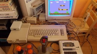 getlinkyoutube.com-Commodore 64 odc.6 - SD2IEC - Zagrajmy w Super Mario Bros