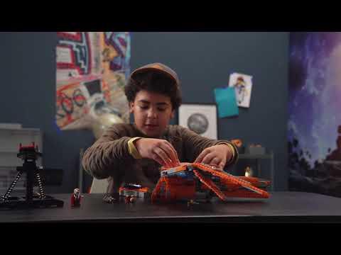 LEGO Marvel The Guardians' Ship - 76193