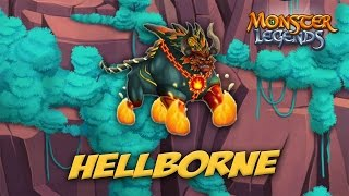 getlinkyoutube.com-Monster Legends - How To Get Hellborne + Combat