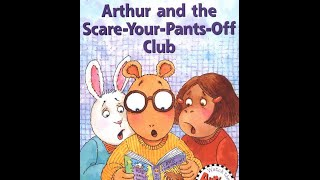 getlinkyoutube.com-Arthur and the scare you pants off club: Chapter 1