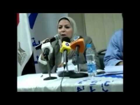 كلمة اسراء عبد الفتاح - مؤتمر لا للمحاكمات العسكرية