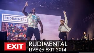 Rudimental - Waiting All Night LIVE @ EXIT Festival 2014 | Best Major European Festival  (Full HD)