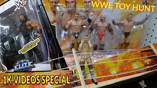 getlinkyoutube.com-Tommy's Toy Travels 1K (43): WWE Elite 38, Series 54 & More Toy HUNT!!