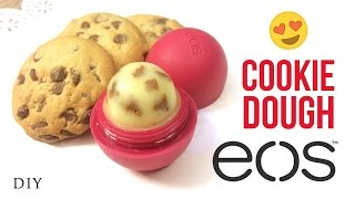getlinkyoutube.com-DIY EOS Cookie Dough Lip Balm! You'll be surprised at the SECRET INGREDIENT used in this!