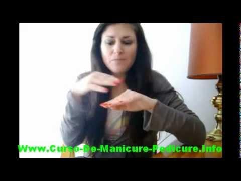 Curso: Como Hacer Manicure, Pedicure, Uñas De Gel, Acrilicas, postizas, esculpidas Paso A Paso