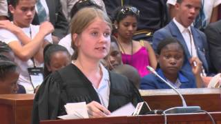 getlinkyoutube.com-Finals of the 2015 National Schools Moot Court Competition