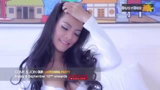 Special Sexy BTS Sasha Carissa and Bella Chan