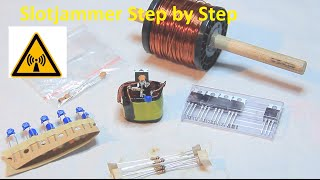 getlinkyoutube.com-EMP Jammer Step by Step / Slotjammer Tutorial