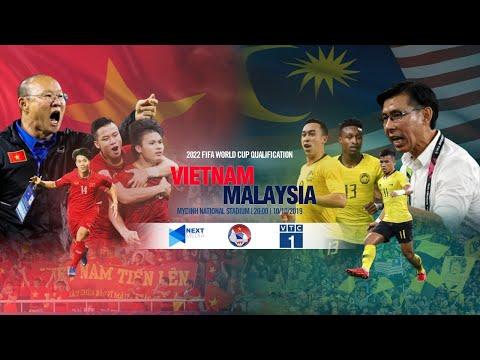 VIỆT NAM vs MALAYSIA | VÒNG LOẠI WORLD CUP 2022 NPOIL SÂN MỸ ĐÌNH
